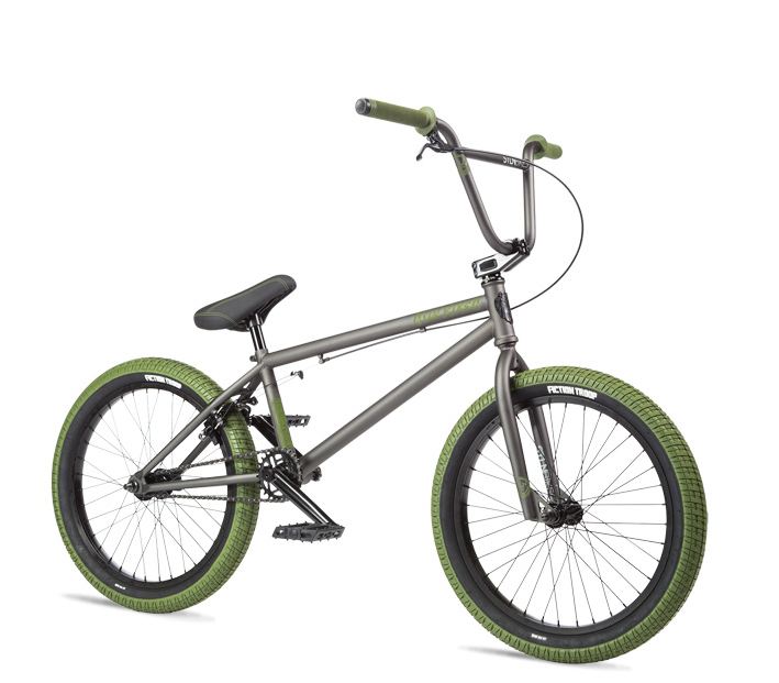 Stolen Stereo BMX - nyers