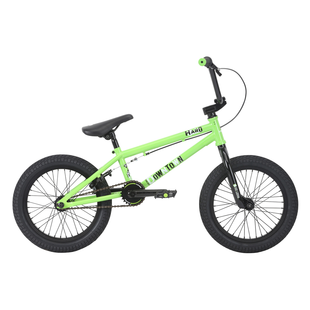 Haro Downtown 16  BMX - lime