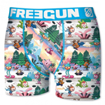 Freegun Pixel Beach boxer - S