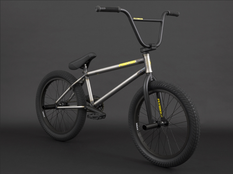 Flybikes Proton FC BMX - 21 - LHD - nyers