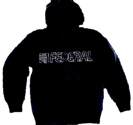 Federal Embroidered