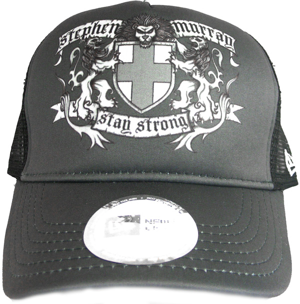Stay Strong New Era Trucker Sapka